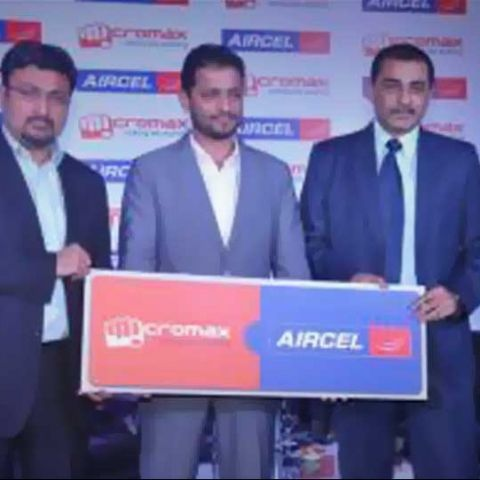 Aircel, Micromax team up to offer bundled data, voice and content packages