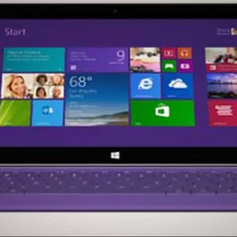 Microsoft Announces Surface 2