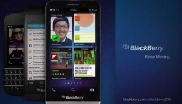 BlackBerry launches Z30 with 5-inch Super AMOLED display, BB 10.2 OS