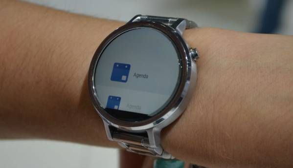 Moto 360 (2nd Gen): Hands On