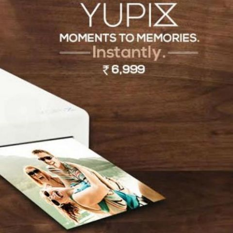Yu launches portable photo printer YuPix for Rs. 6,999