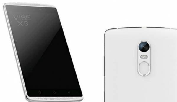 Lenovo Vibe X3 with 21MP camera to launch on November 16