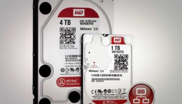 WD launches Red 2.5-inch 1TB NAS hard drive, alongside 4TB 3.5-inch option