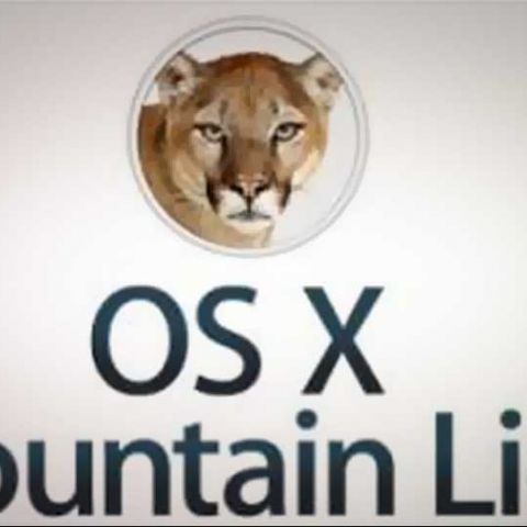 Apple updates OS X Mountain Lion to 10.8.5