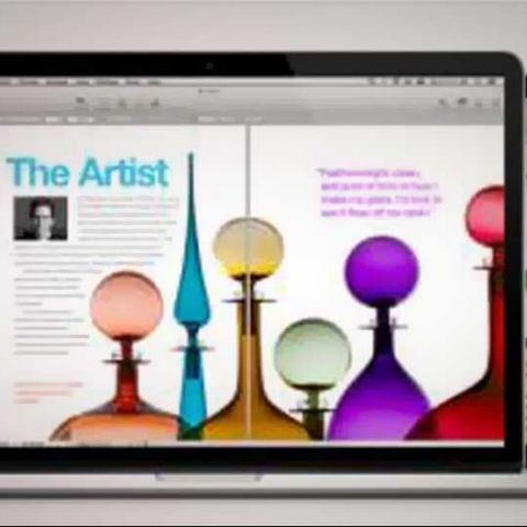 Apple iWork suite free for new iOS devices