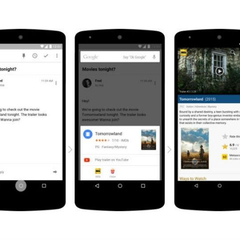 Google Now on Tap available for Android M Developer Preview now