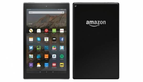 New 10-inch Amazon Kindle Fire leaked with entry level specs