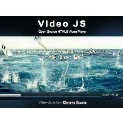 Web Video Player that works everywhere!