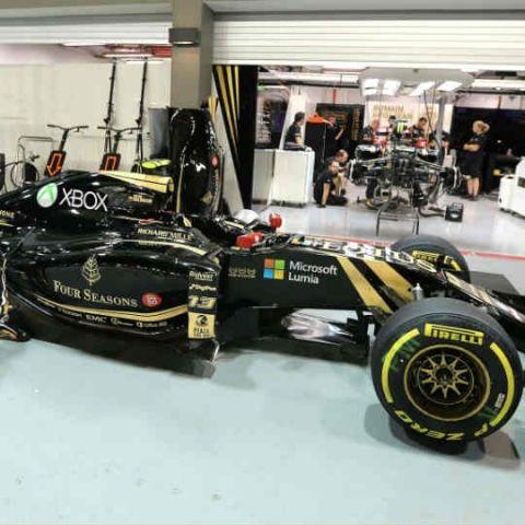 Play against Lotus F1 Driver Romain Grosjean in Forza Motorsport 6