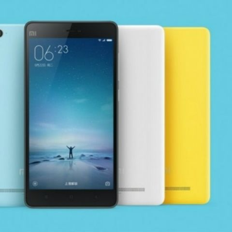 Xiaomi Mi 4c launched in China