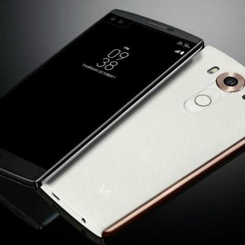 LG V10 is getting Android 7 0 Nougat update in South Korea