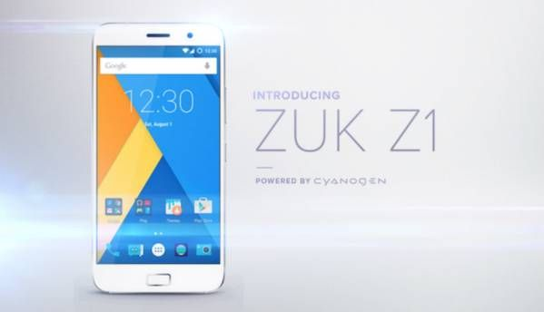 Here's how to watch the launch of Lenovo Zuk Z1 Live