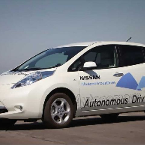 Nissan promises affordable self-driving cars by 2020
