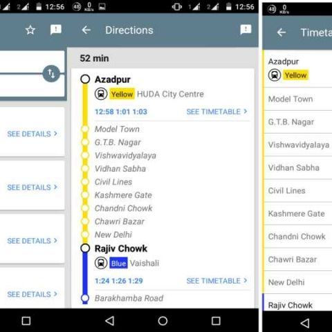 Google launches Delhi Public Transport Offline app for Android