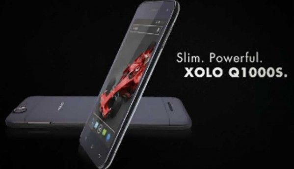 Xolo launches Q1000S quad-core smartphone