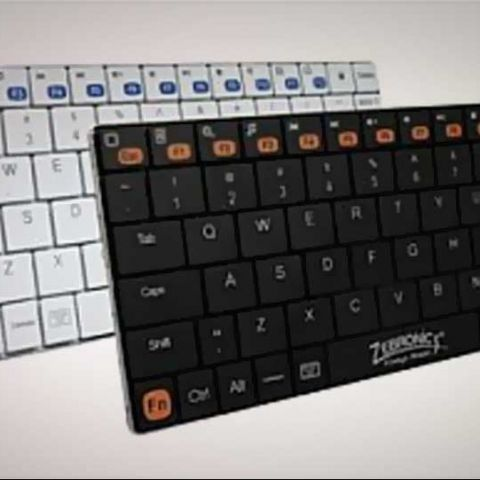 b59d820e6cb Zebronics launches Tabmate ultra-portable Bluetooth keyboard
