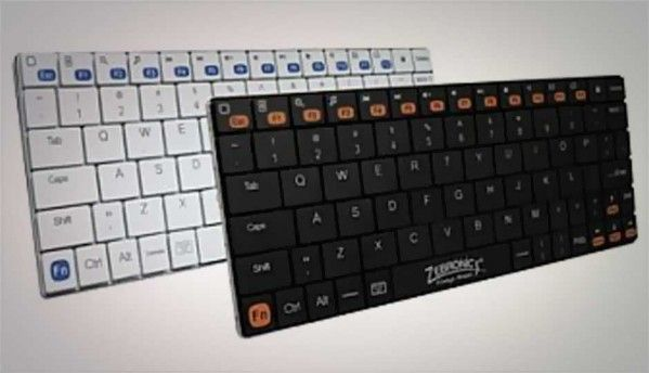 Zebronics launches Tabmate ultra-portable Bluetooth keyboard