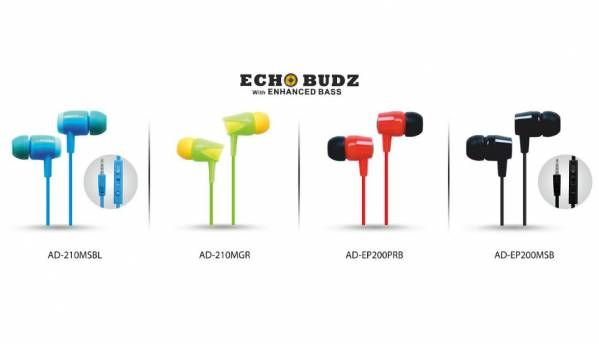 Advent launches Echobudz range of earphones, prices start at Rs.179