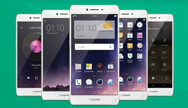 Oppo R7s announced, features 4GB RAM and 5.5-inch AMOLED display