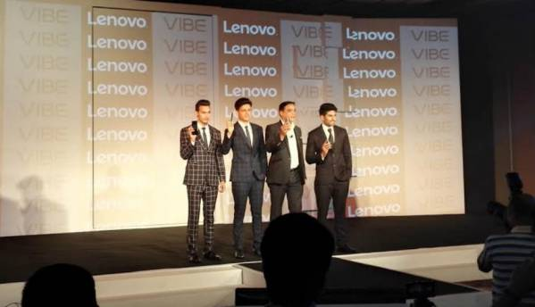Lenovo Vibe P1, P1m launched at Rs. 15,999 and Rs. 7,999