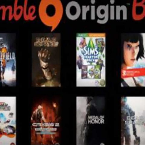 Humble Origin Bundle offers six EA games at $1; BF3 and Sims 3 unlockable