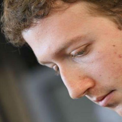 Mark Zuckerberg's Pinterest and Twitter account hacked