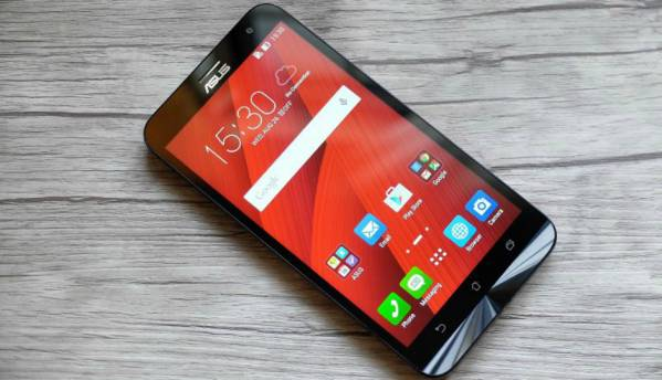 Asus Zenfone 2 Laser 5.5 now on sale for Rs. 13,999