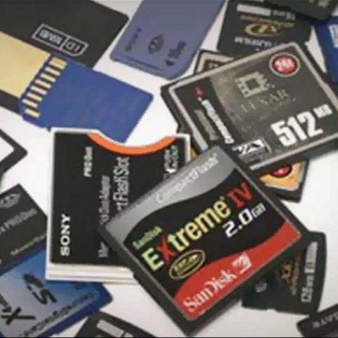 Memory Cards Demystified: A Buying Guide