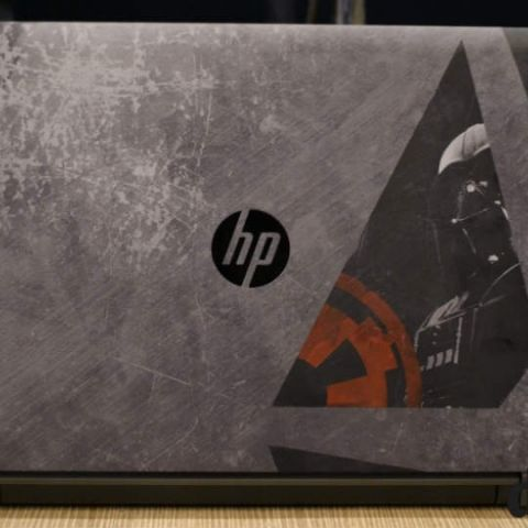 HP announces Star Wars special edition laptop in India
