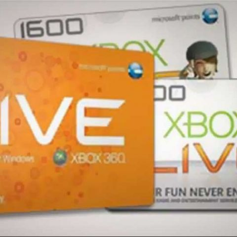 Microsoft ditching points for Xbox Live with next system update