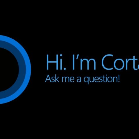Cortana set for November 10 debut in India