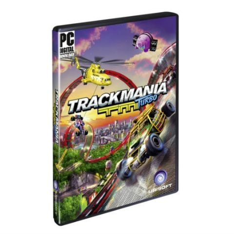 Ubisoft's Trackmania Turbo is VR compatible