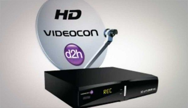 Videocon d2h unveils HD DVR with 1000GB hard drive