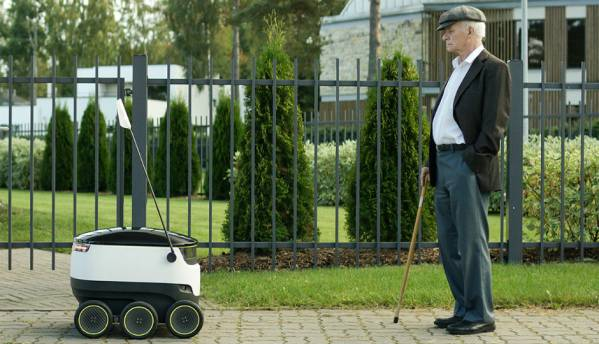 Starship's tiny delivery bots can be the ideal delivery solution