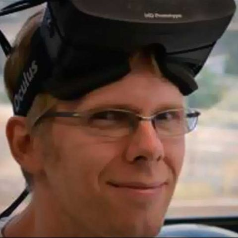 John Carmack heads to Oculus VR as CTO, retains id Software posting