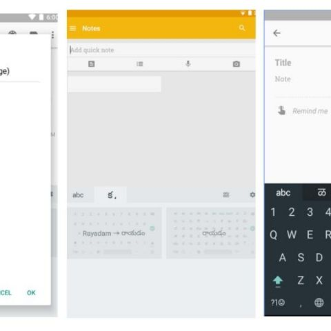 Google and Lava join hands for pre-installing Indic Keyboard