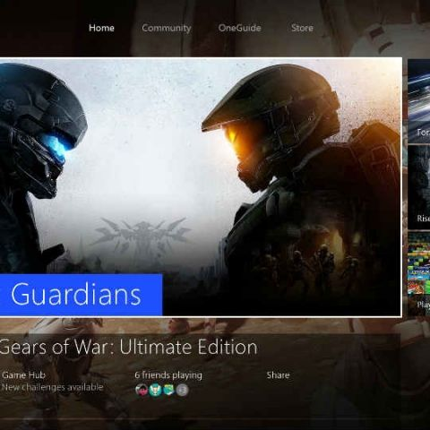 Microsoft starts rolling out Windows 10 update for Xbox One
