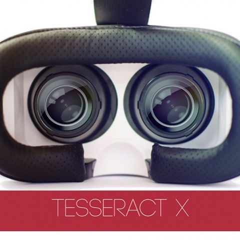 Absentia VR unveils Tesseract 3D HMD at IGX