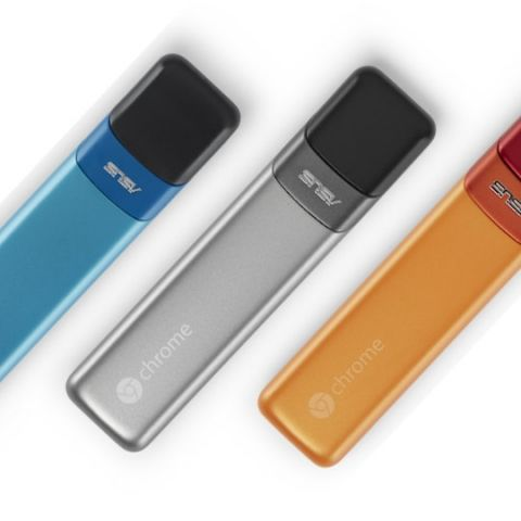 Google and Asus launch Chromebit, a Chrome OS based PC-on-a-stick