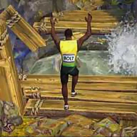 Usain Bolt now a playable Temple Run 2 character on iOS platform