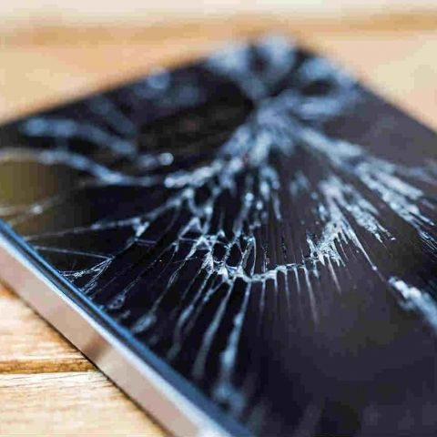 Ever wondered why phones tend to fall with the screen facing down?