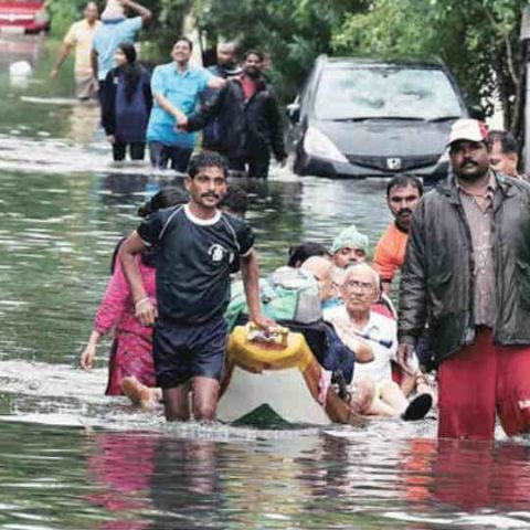 Chennai floods- a lesson in technology evolution
