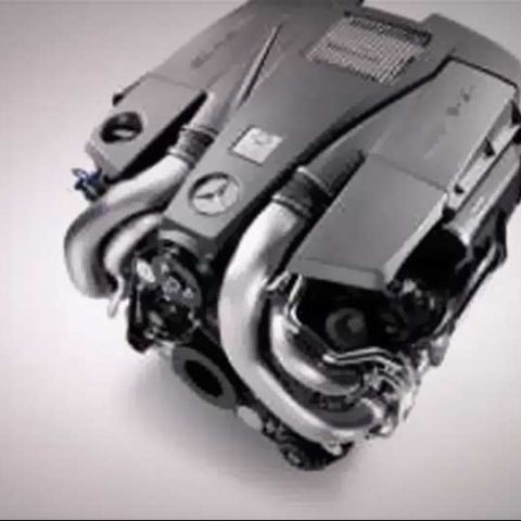 Partnership allows Aston Martin access to AMG's engines & technology