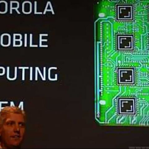 A look at Motorola's X8 Mobile Computing System