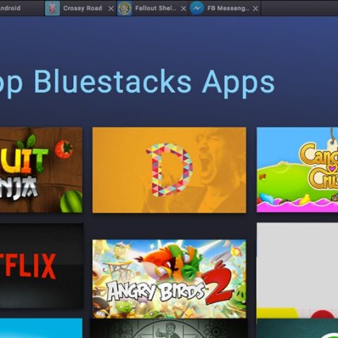 Bluestacks 2 launched with better mobile gaming support