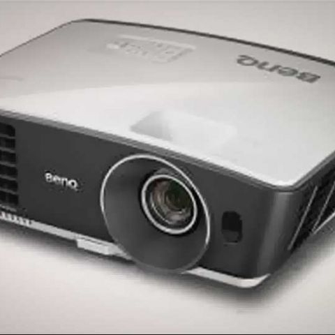 BenQ W750: Entry-level 3D projector launched in India