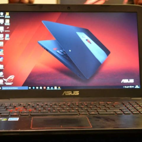 Asus ROG GL552JX First impressions: Upgraded and likeable