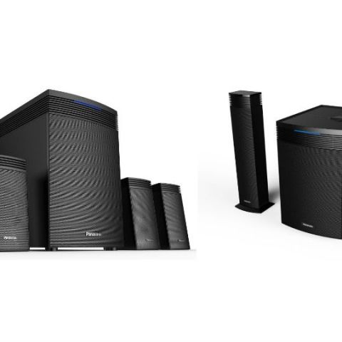 Panasonic launches SC-HT40GW-K and SC-HT20GW-K speakers in India
