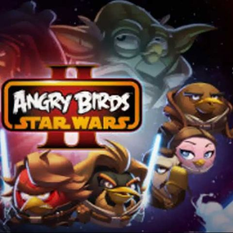 Angry Birds Star Wars II crash landing on September 19