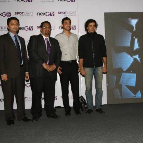 nexGTV partners with Imtiaz Ali to launch SPOTLight